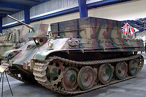 BERGEPANTHER AUSF. G (Sd.Kfz 179)