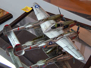 AMT 2014 - Lockheed P-38 Lightning