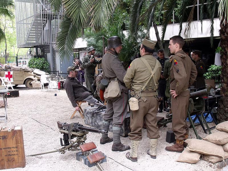 Ocios o s madrid no solo militaria madrid 2013 feria del coleccionismo militar el 30 de - Recinto ferial casa de campo ...