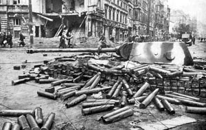Defensas en Berlin 1945