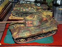 SD. KFZ 182 King Tiger VI Ausf. B