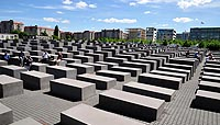 Memorial al Holocausto Berlín Alemania