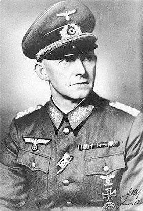ALFRED JODL - General del alto mando de la Wehrmacht