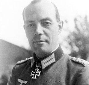 Rudolf Christoph von Gersdorff ( Oficial del personal del Generalato)