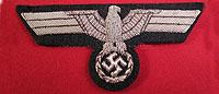 Aguíla nacional para oficiales