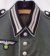 Litzen para la Großdeutschland