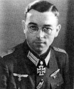 Staboffizier Konrad Zeller