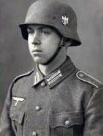 Soldado con hombreras 1940