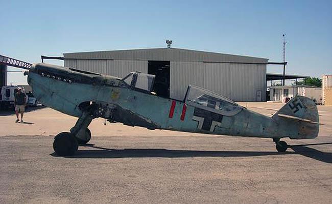 1954 Hispano Buchon HA-1112-M4L